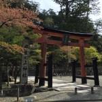 東吉野村の丹生川上神社(中社)