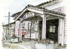 SATOBI COLUMN | 京終かいわい散歩